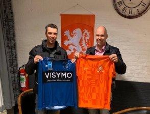 Shirtje ruilen KNVB
