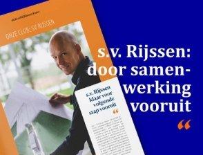 s.v. Rijssen: door samenwerking vooruit