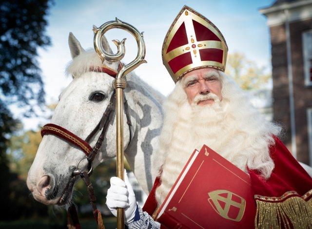 Sinterklaas donderdag 28 nov